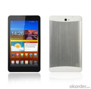 Tablet PC 7inch Android Pad Phone Calling Tablet PC Mtk6572 Dual Core Android 4.2
