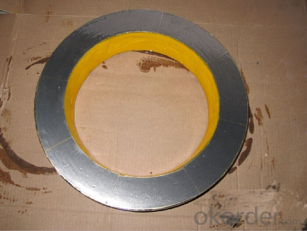 PUTZMEISTER Spectacle Wear Plate and Cutting Ring Tungsten Carbide