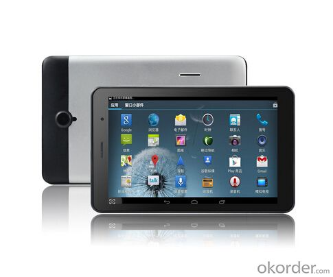Android Tablet PC With 3G 7 Inch Quad-core 1280*800IPS Screen