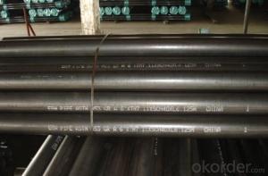 Steel Pipe  ERW  API 5L