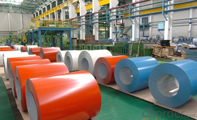 Color Steel Coil with Lower Price