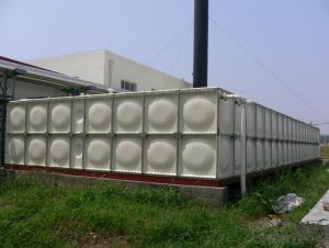 Hot Pressed SMC Water Storage Tank Panel