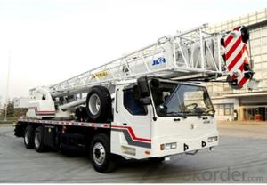 QY25D Truck Crane
