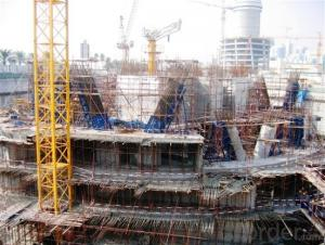 High Stiffness Concrete Column Formwork