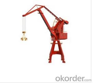 Container Portal Crane For Shipyards with 25 ton