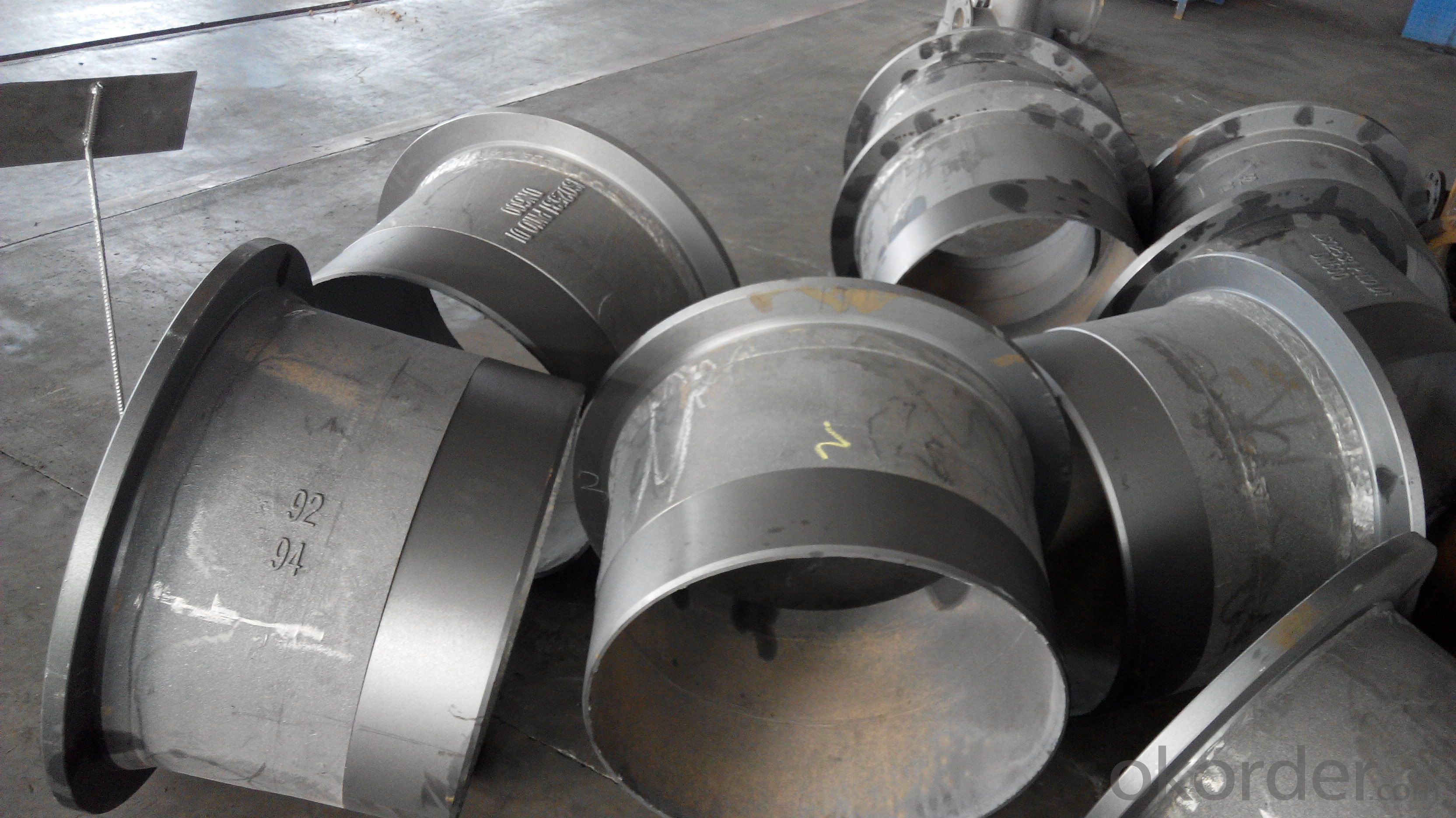 ductile cast iron fitting