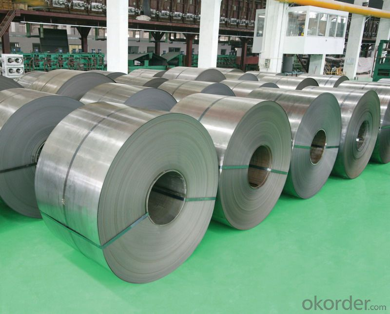Cold Rolled Steel Coil  with  Prime Quality
