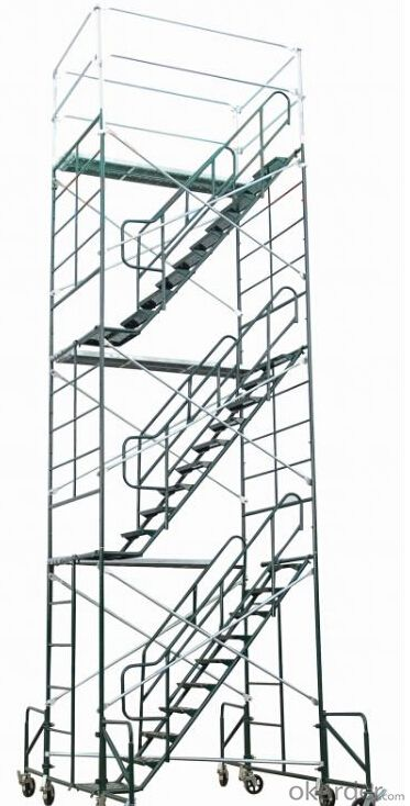 Scaffolding Mobile Tower system