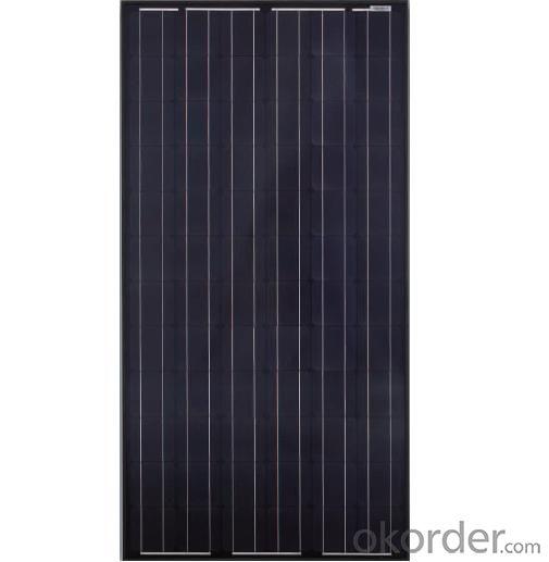 Monocrystalline panel JAM5 (L)(BK) 72 190W