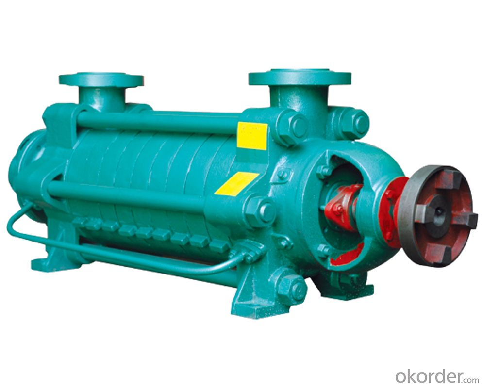 Multistage Single Suction Centrifugal Pump