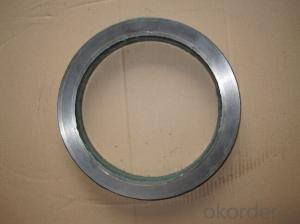 SANY Tungsten Carbide Spectacle Plate and Wear Ring DN200