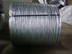 Galvanized 17-Gauge Electric Fence Wire Spool