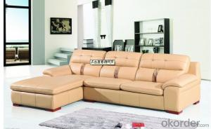 Home furniture 2014 latest design leather sofa