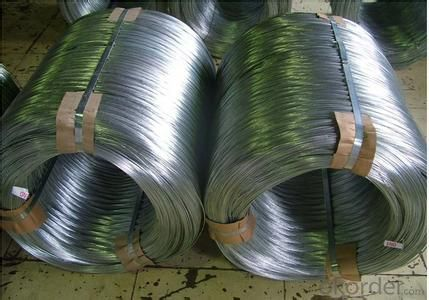 GALVANIZED WIRE FOR ARMOURING CABLE