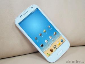 Dual Core 4.7 Inch Smartphone Android 4.4, 1.2GHz