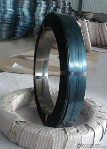 Blue Steel Packing Strips Oscillated Steel Packing Strips Factory