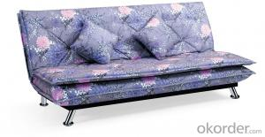 Fabric three kinds of sofabed Model-15