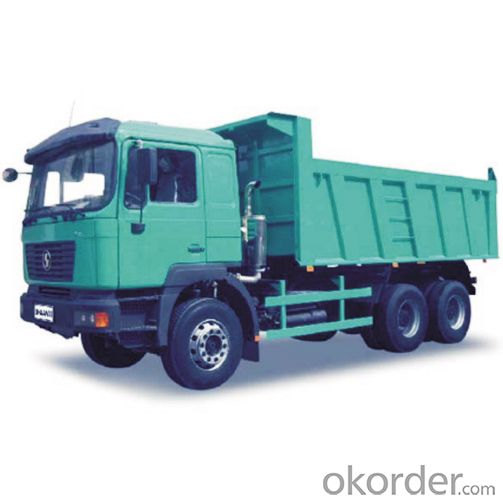 SHACMAN F2000 20 TONS 6X4 375HP DUMP TRUCK(TIPPER)