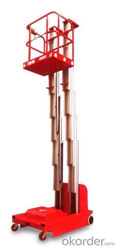 Self-propelled Aluminium Work Platform-FAWP