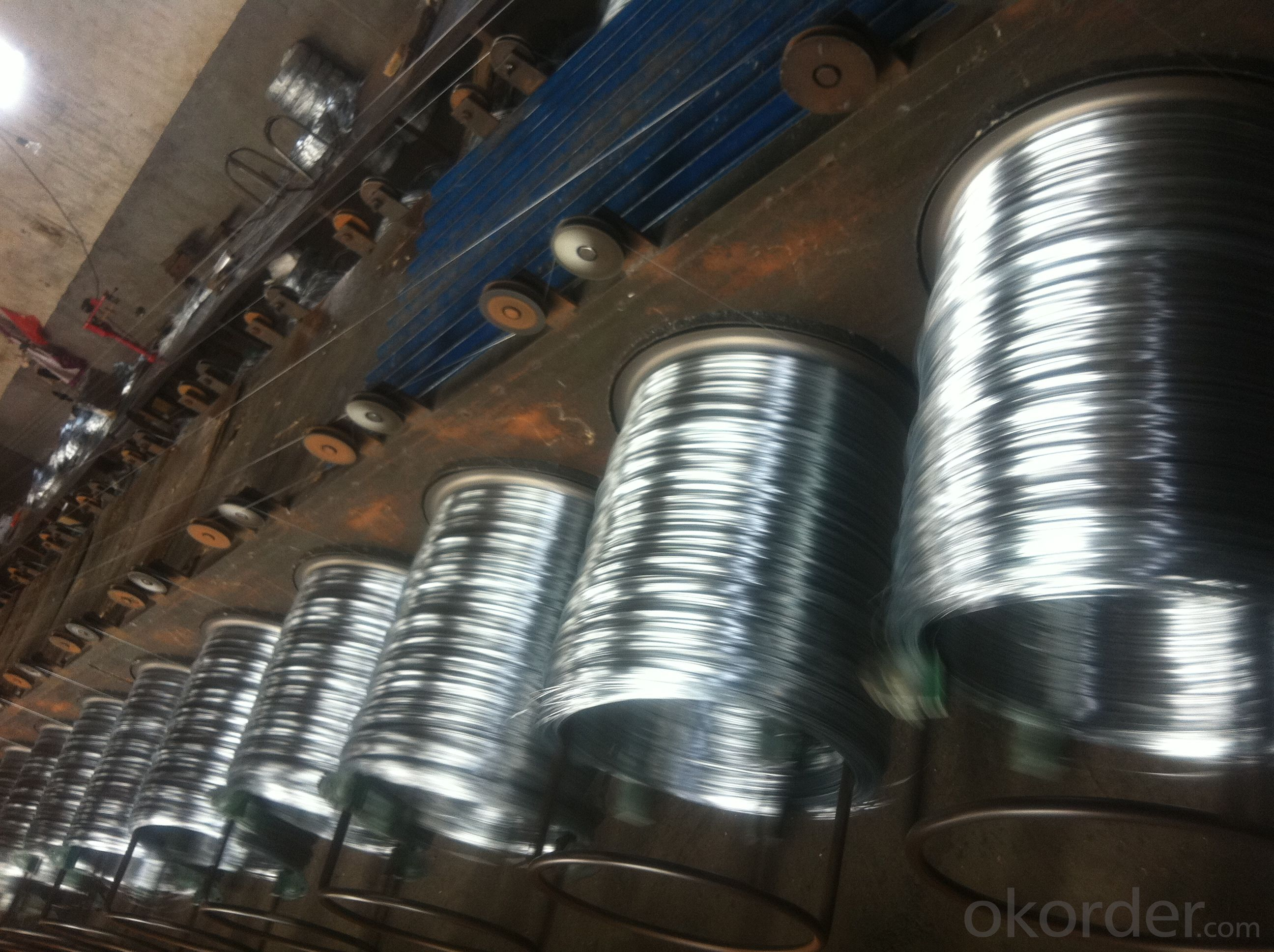 0.9 Electro Galvanzied Wire Soft Tensile and 15g Zinc Coating