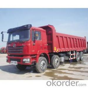 SHACMAN F3000 30 TONS 8X4 375HP DUMP TRUCK(TIPPER)