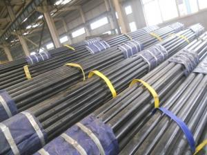 CARBON STEEL BLACK SEAMLESS PIPE For Structure