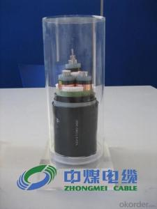 ZHONGMEI XLPE lnsulated Power Cable YJLV 8.7/15KV 3X95