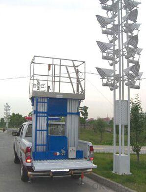 Mast Aerial Work Platform(dual mast)-GTWY6