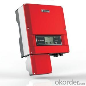 On grid solar inverter GW3600D-DI (High Frequency Isolated)