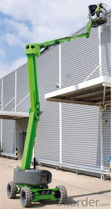 Self propelled access platform--HR17 hydrid