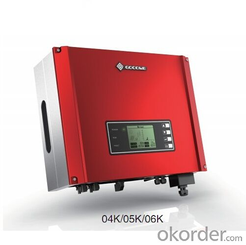 On grid solar inverter GW4000-DT
