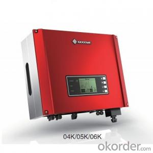 On grid solar inverter GW6000-DT