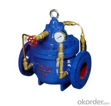 Slow-closure valve