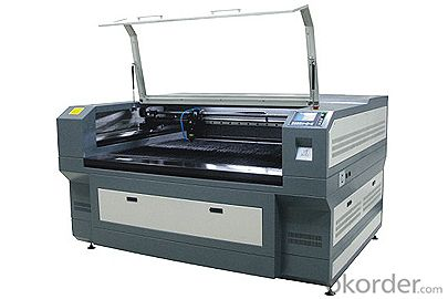 AUTOMATIC LOGO RECOGNITION LASER CUTTING MACHINE