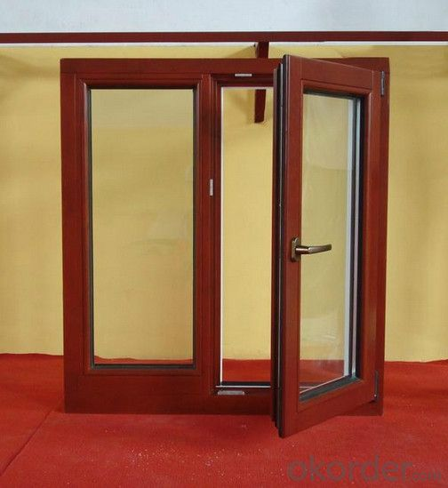 High quality aluminium doors and windows