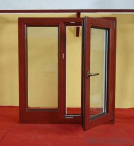 aluminium doors and widows in China