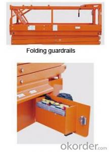 Mobile Scissor Lifts-JCPT