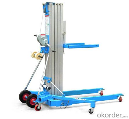 Hand Stacker Aluminum alloy material lift-LGA Series