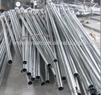 hot dip galvanised tube