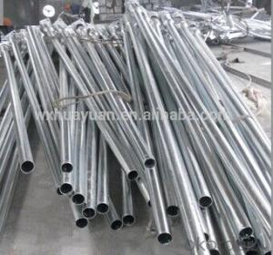 hot dip galvanised tube
