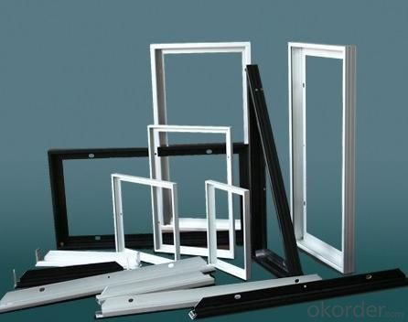 Aluminum frame for Solar Panels  1956*992*40*28mm