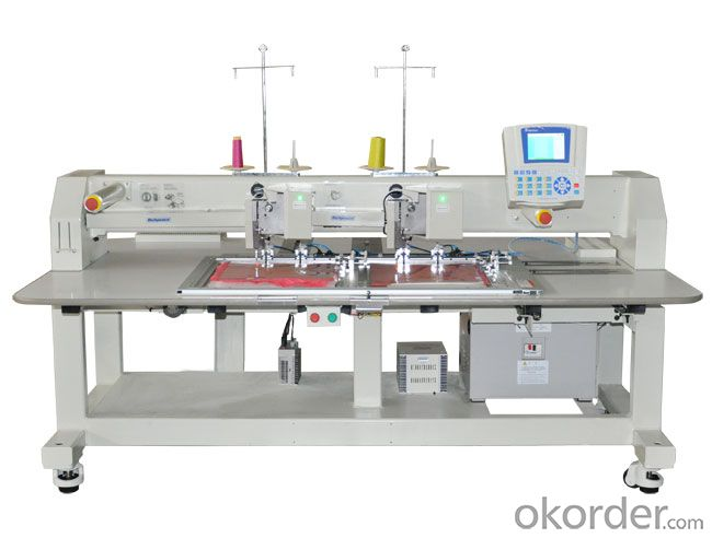 Multi-Heads Automatic Sewing Machine-High quality