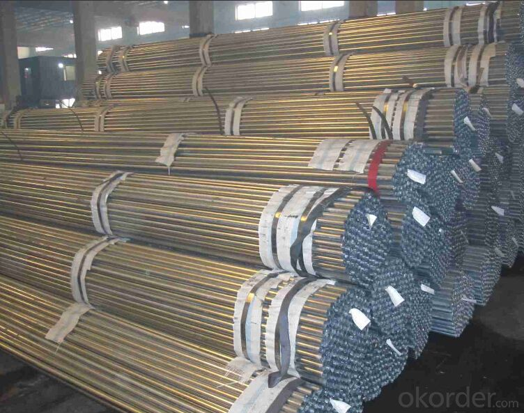 Pre-galvanized Hot Rolled Steel Tubes With Good Quality