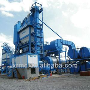 Asphalt Mixing Plant 360-400 tph