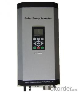 Solar pump inverter FCPM37KH