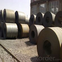SS400 Hot rolled steel coils