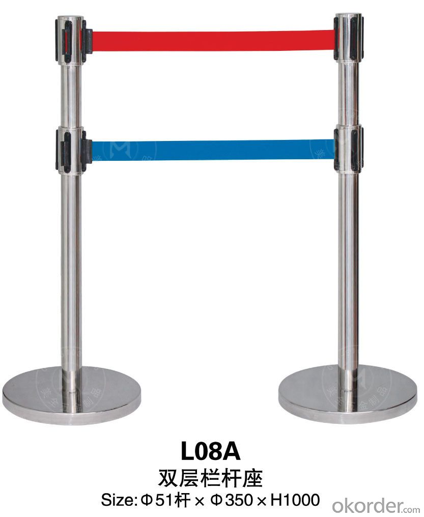L08A Double Railings in Good Quality