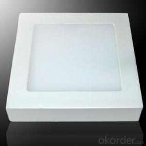 Led Panel Light 18w Saudi Arabia Market  Made in China