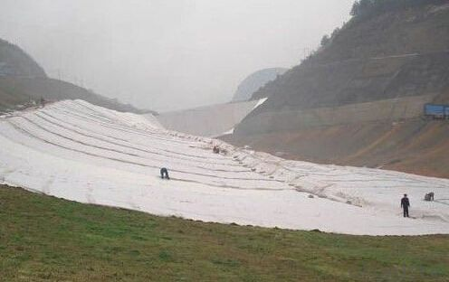 Industry Use None-Woven Geotextile