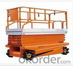 Omni Direction Self-Propelled Electric Scissor Lifts